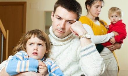 Parinte divortat?Uite 5 lucruri pe care sa le faci pentru copilul tau