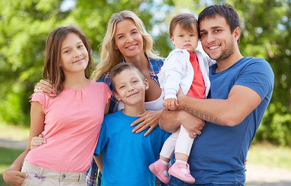 5 lucruri pe care sa le faci pentru a avea o familie fericita