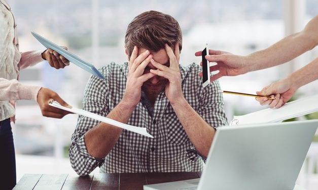 6 motive pentru care esti stresat la locul de munca
