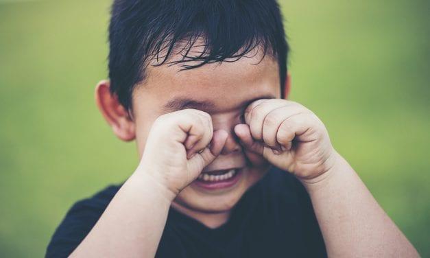 Atacul de panica la copii. Afla cum poti sa-i ajuti ca parinte