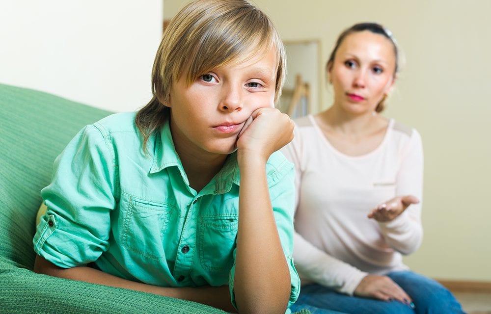 Depresia disruptiva la copii